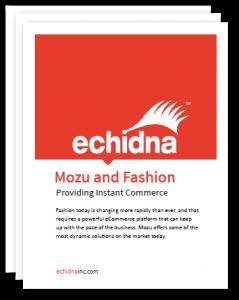Mozu and Fashion eCommerce