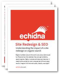 SEO During Site Redesign & Migration