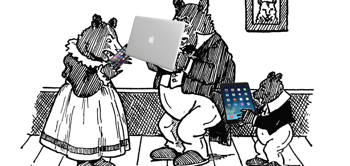 Phablet: The Goldilocks Device