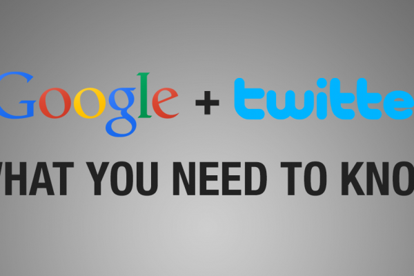 Google and Twitter's Deal and What You Need to Know