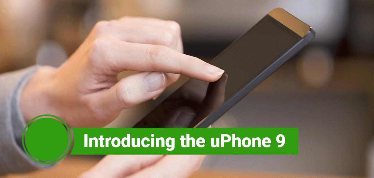 uPhone 9 Mobile Advertising Statistics