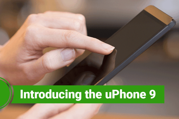 uPhone 9 Mobile Advertising Statistics