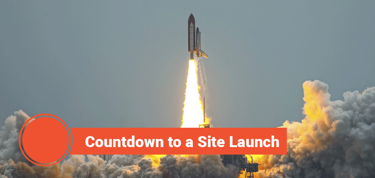 Countdown to a Site Launch -- eCommerce Site Launch Tips, Echidna Minneapolis
