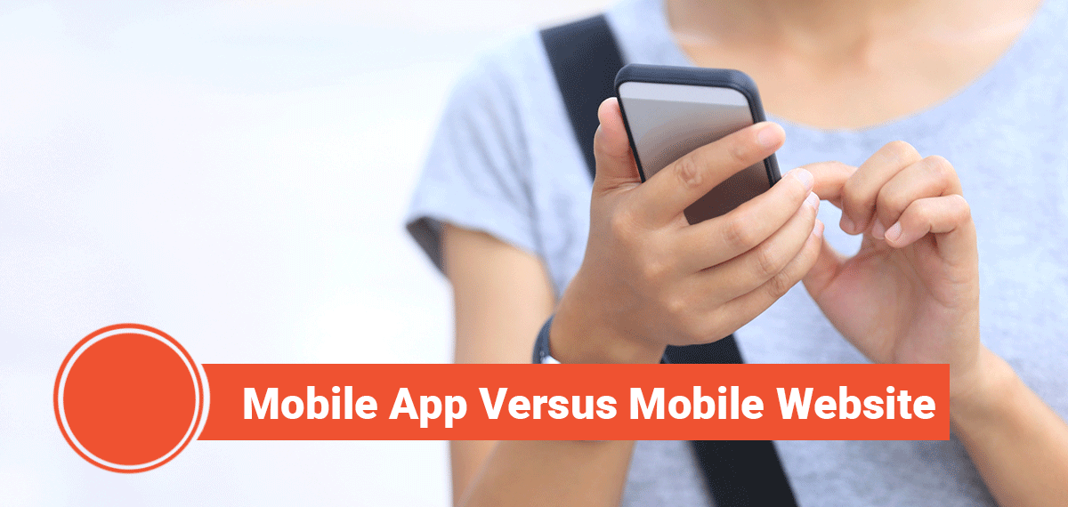 Mobile App Versus Mobile Website eCommerce Online