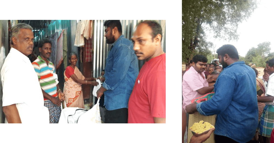 Echidna Operation Hope in Chennai Area