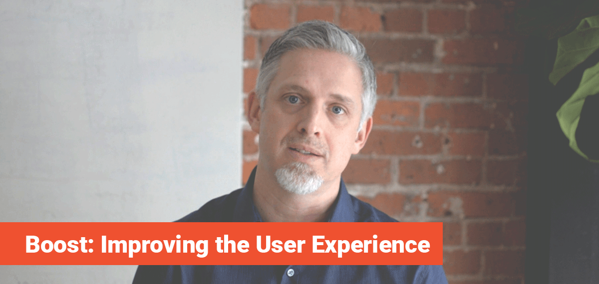 Boost: Improving the User Experience; Echidna Minneapolis eCommerce Agency